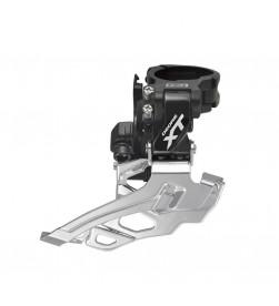 Desviador Shimano XT FD-M786 2x10v Abrazadera Alta 40/42d Negro