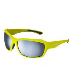 Gafas Shimano S22x Amarillo Mate 1 Lente gris ahumada