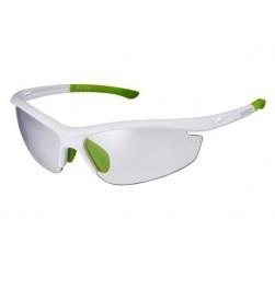 Gafas Shimano S20R Blanco Mate Verde 2 Lentes 2014