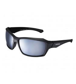 Gafas Shimano S22x Negro / Cristal Plata V16