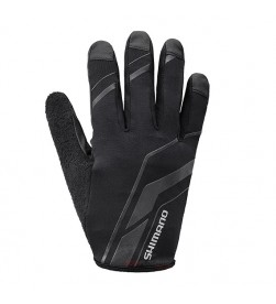 Guantes Shimano Early Finos Negro