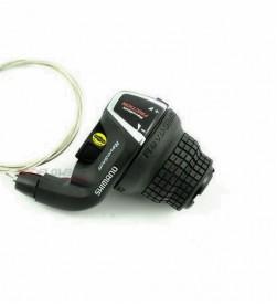 Pareja mandos de cambio RevoShift Shimano 3x7v RS45