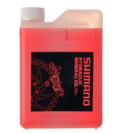 Aceite Mineral Shimano Freno Disco 1000ml