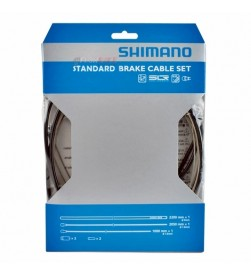 Set Shimano MTB /Carretera Freno Funda+Cables+Topes+Terminales