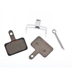Pastillas Freno Shimano B01S M375/M395/M445/M525/T615/T675 Resina