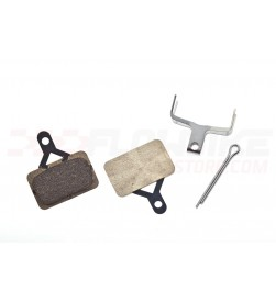 Pastillas Freno Shimano E01S M575/M486/M485/M445 Metalicas