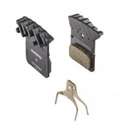Pastillas Freno disco Organicas Refrigeradas Shimano L03A para RS305/RS505/RS805/R7070/R8070/U5000