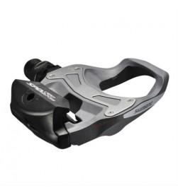 Pedales Shimano Carretera PD-R550 SPD-SL Composite Gris