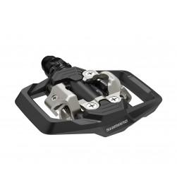 Pedales automaticos Shimano PD-ME700 SPD negros