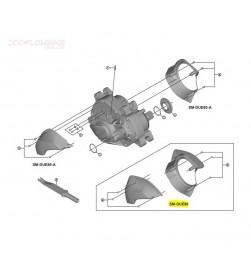 Cubierta Drive Unit DUE80A Shimano Steps E8000