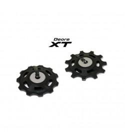 Ruleta/Rulina/Roldana/Polea cambio Shimano XT M8000