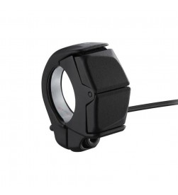 Mando izquierdo Steps E7000 interruptor de asistencia cable 400mm