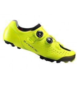 Zapatillas Shimano Montaña SH-XC90 Amarillo