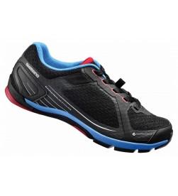 Zapatillas Shimano Mujer CW41 Click'r Negro EDICIÓN LIMITADA