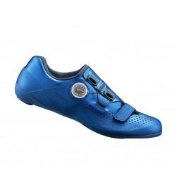 Zapatillas carretera Shimano RC500SB azules BOA