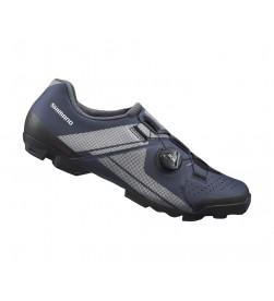 Zapatillas SPD Shimano MTB XC300 BOA Azul navy