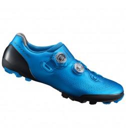Zapatillas Shimano Montaña SH-XC901SB Azul