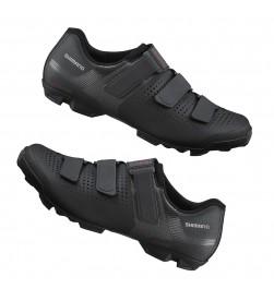 Zapatillas mtb Shimano XC1 negras