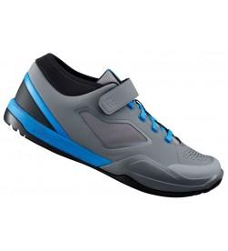 Zapatillas Shimano AM7 Gris Azul