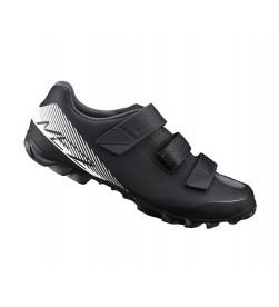 Zapatillas Shimano ME2 Negro/Blanco SPD