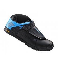 Zapatillas Shimano AM7 Negro/Azul