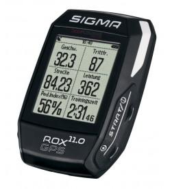 Cuentakilómetros Sigma Rox 11.0 GPS Negro