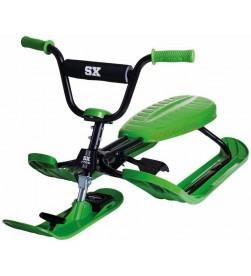 Trineo STIGA Snowracer SX Pro Acero Verde