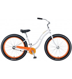 Bicicleta Sun Bicycles Baja Cruz CB Blanco (Contrapedal)