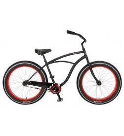 Bicicleta Sun Bicycles Baja Cruz CB Negro (Contrapedal)