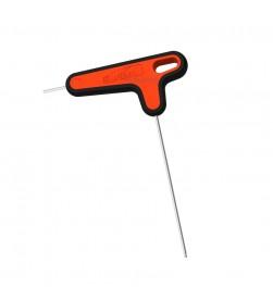 Llave Allen 2mm Super B forma de T/L