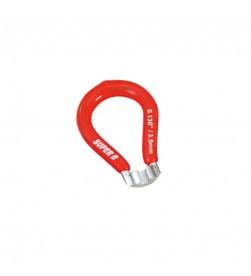 Llave Radios Super B TB-5560 Asia Roja 0.136