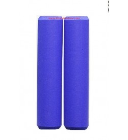 Puños Silicona TSG 130mm Azul