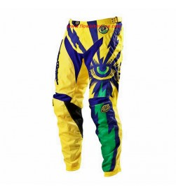 Pantalon Largo DH Troy Lee Designs Cyclops Amarillo