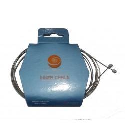 Cable cambio inoxidable Unex con doble cabeza (4.4mm + 4mm)