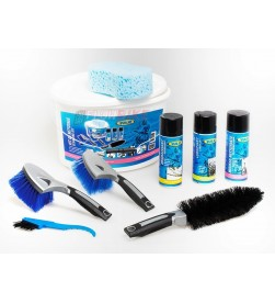 Kit de Limpieza VAR Completo (Spray's + Cepillos)