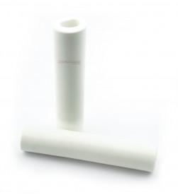 Puños Velo 100% Silicona Blanco