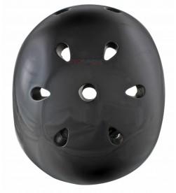 Casco BMX Negro Brillante Dirt (54-58cm)