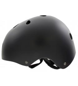 Casco BMX Negro Mate Dirt (54-58cm)