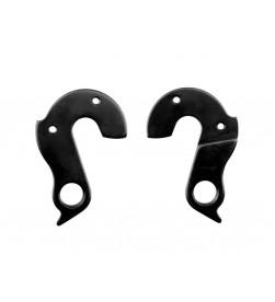 Patilla cambio Aluminio Negro - Cannondale 14384 / KF096