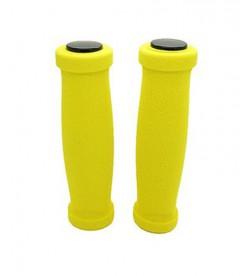Puños Espuma Amarillo 13cm