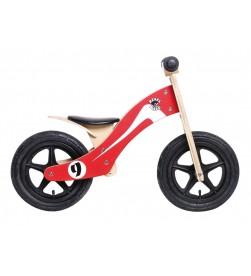 """Bicicleta aprendizaje Rebel Kidz 12"""" Rojo/Blanco"""
