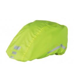 Funda casco impermeable Wowow amarillo fluor