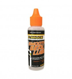 Lubricante X-Sauce Smooth lube 30ml para retenes suspensiones y tijas telescopicas