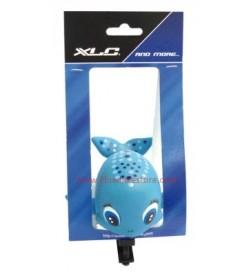 Bocina Animales Silicona XLC Ballena