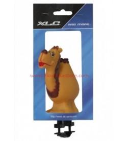 Bocina Animales Silicona XLC Camello