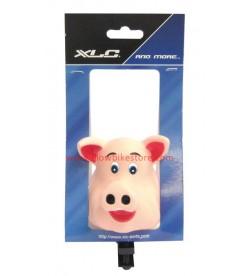 Bocina Animales Silicona XLC Cerdo