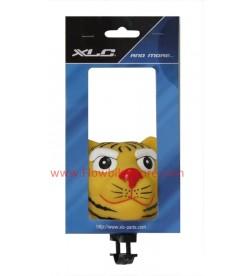 Bocina Animales Silicona XLC Tigre