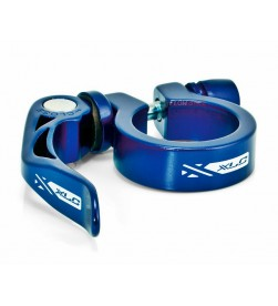Cierre Rapido sillin XLC Azul 31.8mm PC-L04