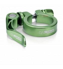 Cierre Rapido sillin XLC Verde 31.8mm PC-L04