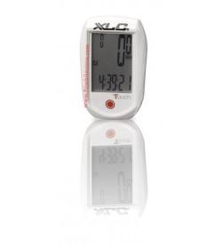 Cuentakilómetros XLC BV-C01 con cadencia de pedaleo